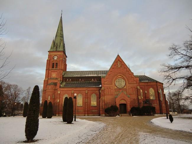 Fryksände kyrka